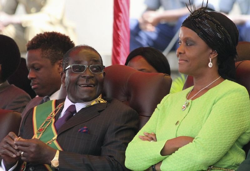 mugabes-wife-tells-would-be-successors-to-let-him-finish-his-job